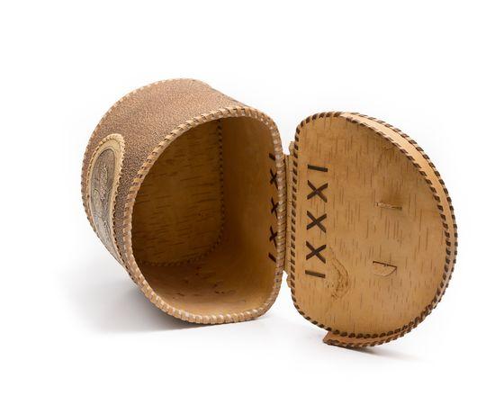 Берестяной короб «Шишки», фото , изображение 6