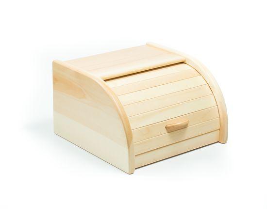 Хлебница деревянная из кедра Средняя, фото