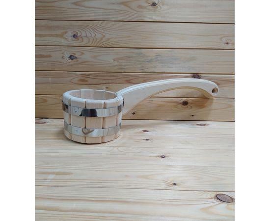 Ковш для бани 1 литр, фото